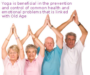 yoga for old people