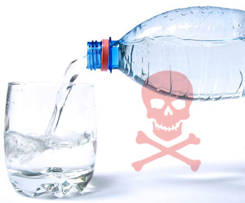 Dangers of bottled water