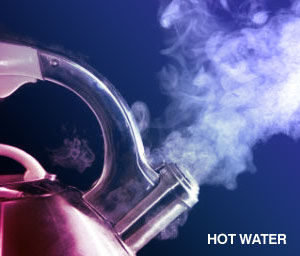 Hot water drinking benefits
